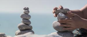 meditación y pádel