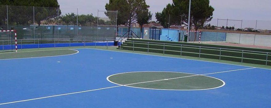 Campo de f tbol sala medidas y caracter sticas for Pista de futbol sala medidas